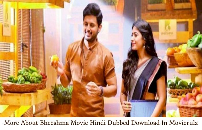 Bheeshma Movie Hindi Dubbed Download In Movierulz