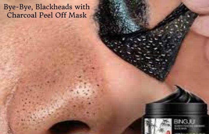 Charcoal Peel Off Mask (2)