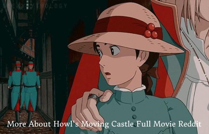 Howl's Moving Castle Full Movie Reddit