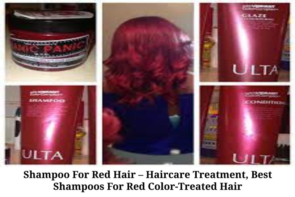 Shampoo For Red Hair