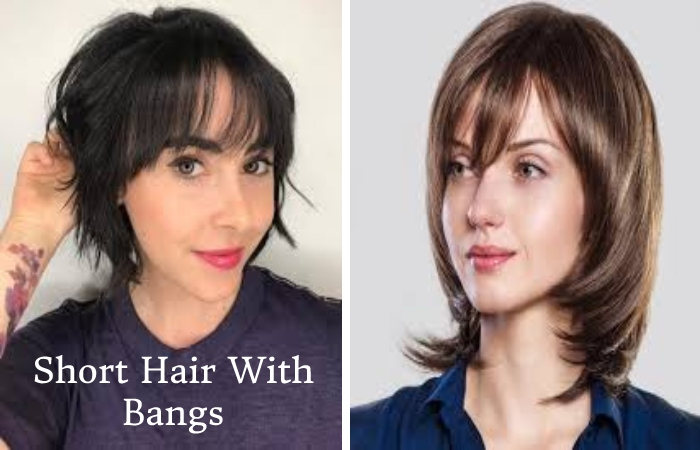 Short Hair With Bangs (1)