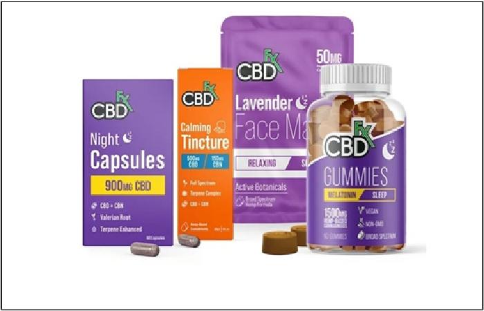 CBD hemp capsules
