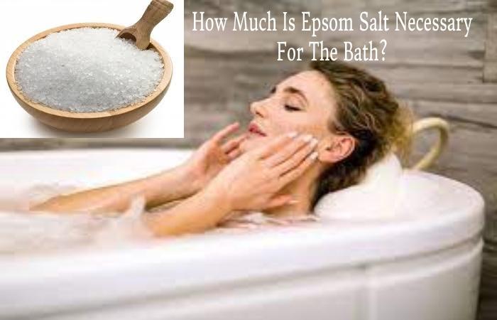Epsom Bath Salt