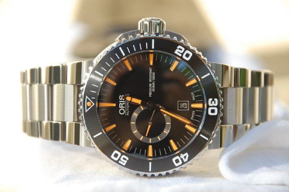 Oris World-Class Watches Designed to Perfection